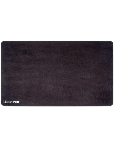 Playmat Solid Colors - Negro (Soft Touch)
