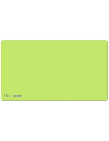 Playmat Solid Colors - Verde Lima