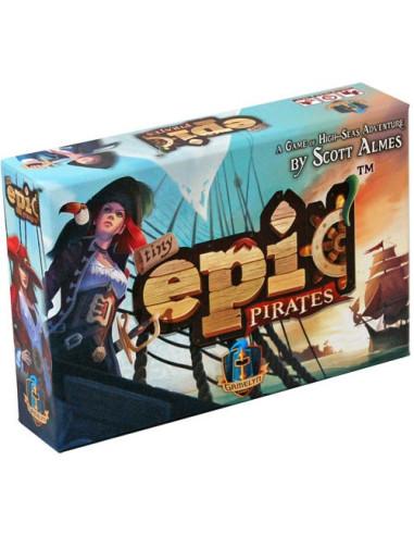 Juego de mesa Tiny Epic Pirates 0 Boardgames en Chile
