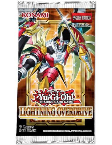 Imagen del sobre de Lightning Overdrive