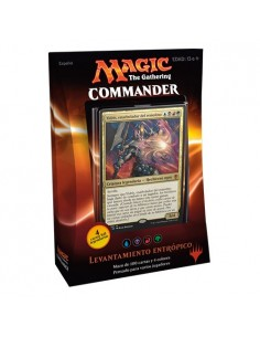 Commander 2016 Mazo Levantamiento Entrópico - Magic the Gathering