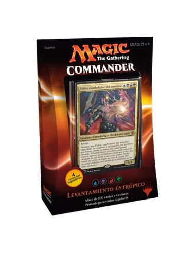 Commander 2016 Mazo Levantamiento Entrópico - Magic the Gathering