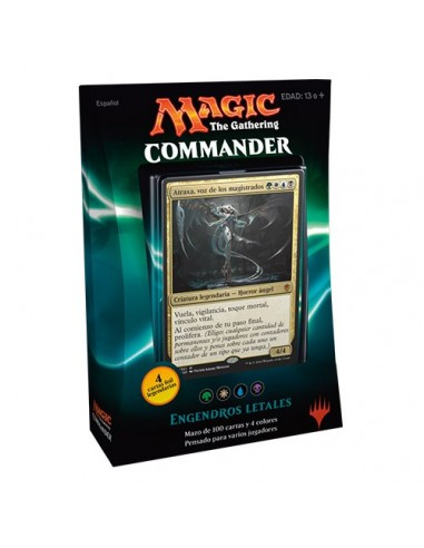 Commander 2016 Mazo Engendros Letales - Magic the Gathering