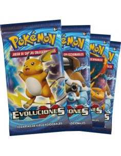 XY12 Evolutions Sobres - Pokemon