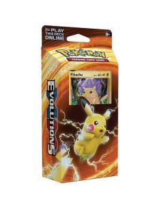 XY12 Evolutions Potencia Pikachu - Mazo Tematico de Pokemon