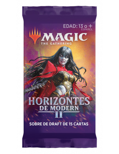 MTG Sobre de Draft: Modern Horizons 2 - Horizontes de Modern 2(Español)