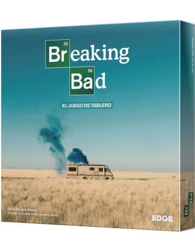 Imagen de la caja del juego de mesa Breaking Bad El Juego de Tablero