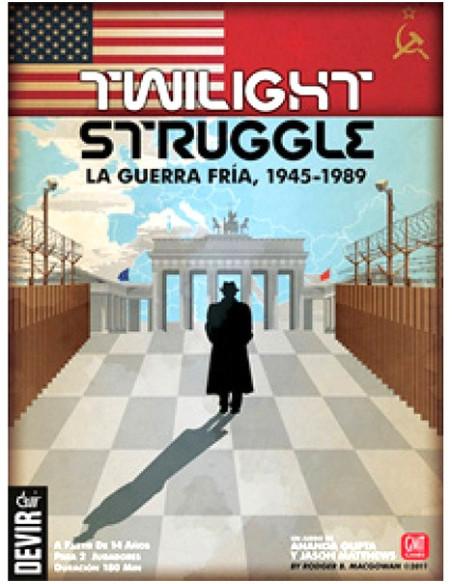 Twilight Struggle - Juego de Mesa