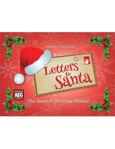 Letters to Santa: Love Letter - Juego de Mesa