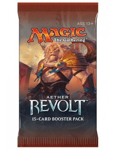 Aether Revolt Sobre - Magic the Gathering