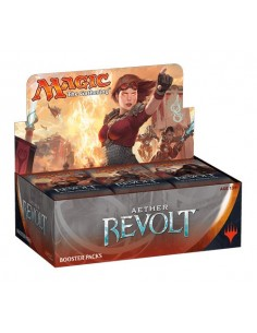 Aether Revolt Caja de sobres - Magic The Gathering