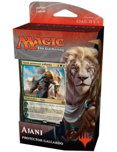 Planeswalker Deck Ajani Valiant Protector - Aether Revolt Mazo Magic the Gathering