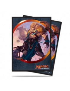 Protectores Magic Aether Revolt Ajani (80)