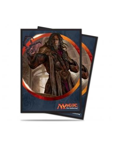 Protectores Magic Aether Revolt Tezzeret (80)