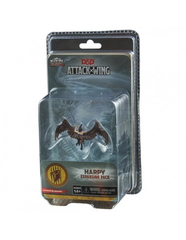 Attack Wing: Dungeons & Dragons – Harpy