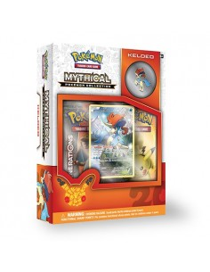 Mythical Pokemon Collection - Keldeo