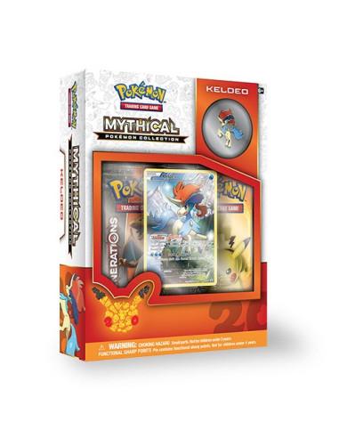 Mythical Pokemon Collection - Keldeo