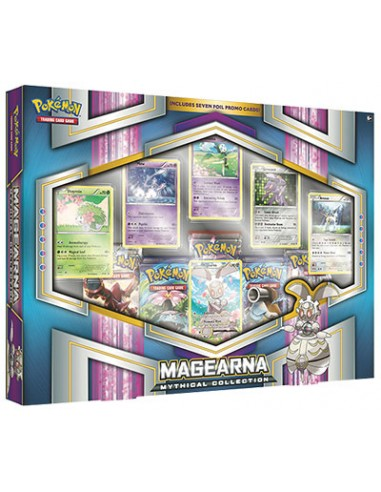 Pokemon Magearna Mythical Collection