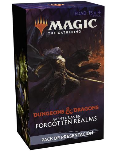 Pack de Prerelease MTG Dungeons & Dragons: Aventuras en Forgotten Realms  en Magicsur Chile