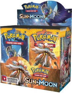 Sun&Moon Sobres - Pokemon