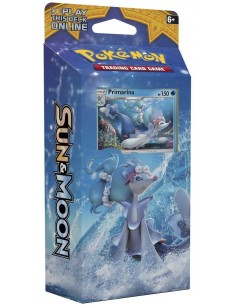 Sun&Moon Baraja Tematica - Pokemon en Ingles