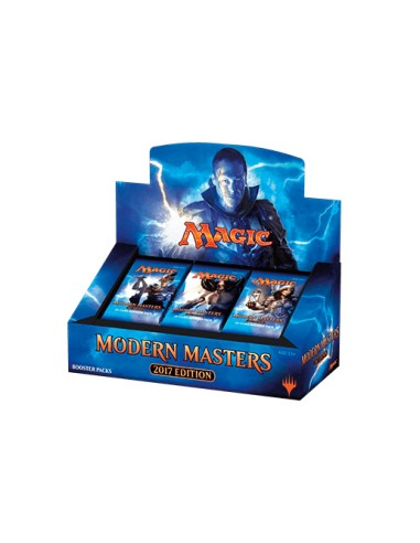 Preventa Caja de sobres Modern Masters 2017