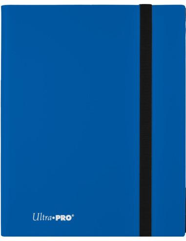 9-Pocket Eclipse Pacific Blue PRO-Binder Carpeta