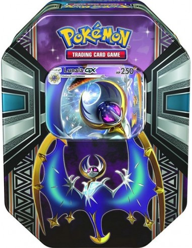 Pokémon TCG: Legends of Alola Tin (Lunala)