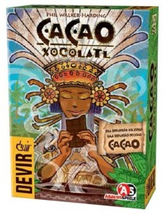 Cacao: Xocolatl - Juego de Mesa