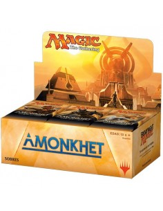 Amonkhet Caja de sobres - Magic The Gathering