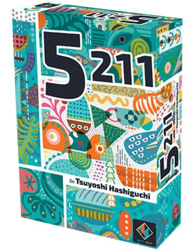 5211 imagen de la caja del juego de mesa