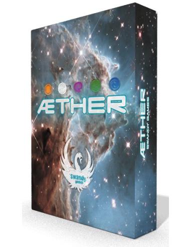 Aether - Juego de Mesa
