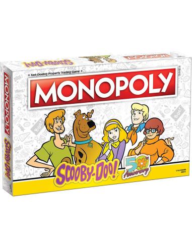 Monopoly: Scooby-Doo 50th Anniversary Edition juego de mesa en venta en Chile