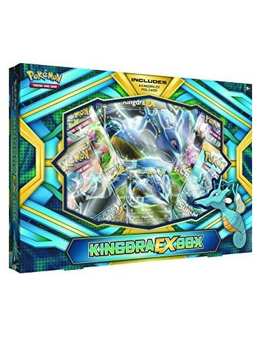 Pokemon TCG: Kingdra EX Box