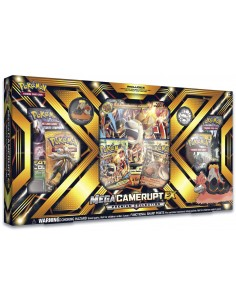 Pokemon Mega Camerupt EX Premium Collection