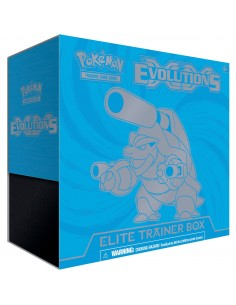 XY12 Evolutions Elite Trainer Box