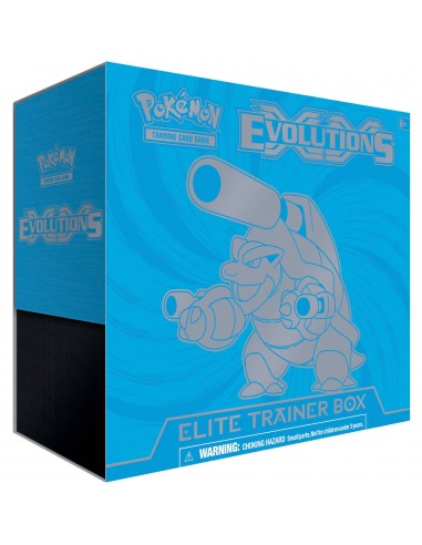 XY12 Evolutions Elite Trainer Box
