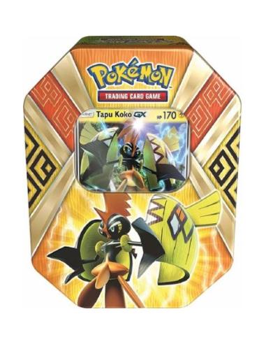 Pokémon TCG: Island Guardians Tin (Tapu Koko-GX)