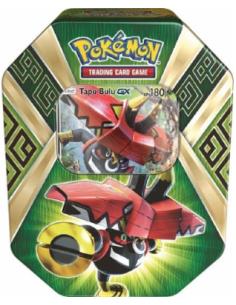 Pokémon TCG: Island Guardians Tin (Tapu Bulu-GX)