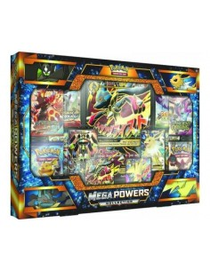 Pokemon Mega Powers Collection