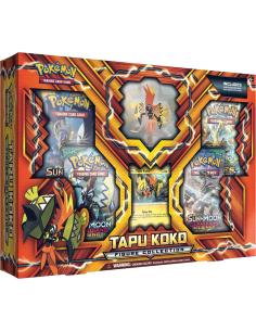 Pokémon TCG: Tapu Koko Figure Collection