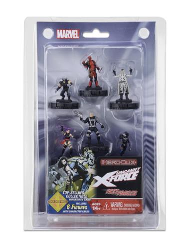 Uncanny X-Force Fast Forces