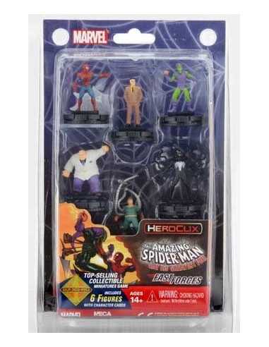 The Amazing Spider Man Fast Forces