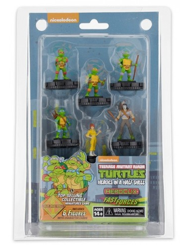 TMNT Heroes in a Half Shell Forces