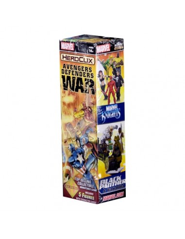 Marvel Heroclix: Deadpool & X-Forces