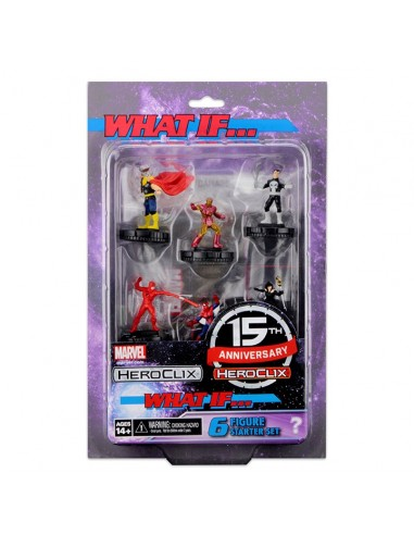 Marvel HeroClix: 15th Anniversary What If? Starter Set