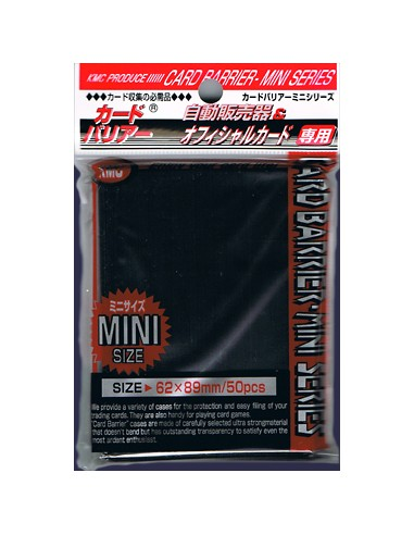 KMC Mini Super Series Negro