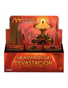 Hour of Devastation Caja de sobres - Magic The Gathering
