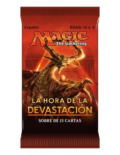 Hour of Devastation Sobre - Magic the Gathering