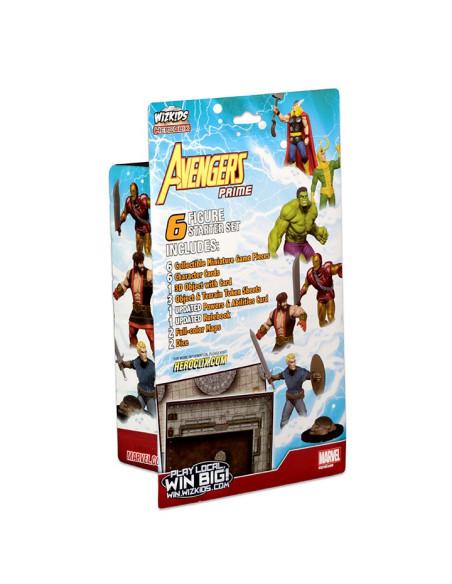 Marvel HeroClix: The Mighty Thor Starter Set